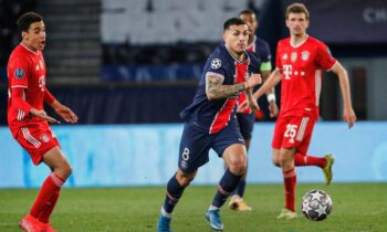 Παρί Σεν Ζερμέν: Παρά την ήττα με 1-0 από την Μπάγερν Μονάχου στο Παρίσι, πάτησε στο 3-2 του πρώτου αγώνα και προκρίθηκε στα ημιτελικά του UEFA Champions League.