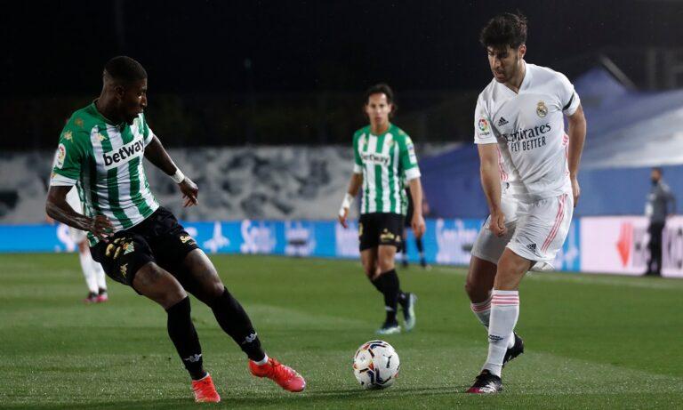 Ρεάλ Μαδρίτης – Μπέτις 0-0: «Κλωτσάει» το πρωτάθλημα!