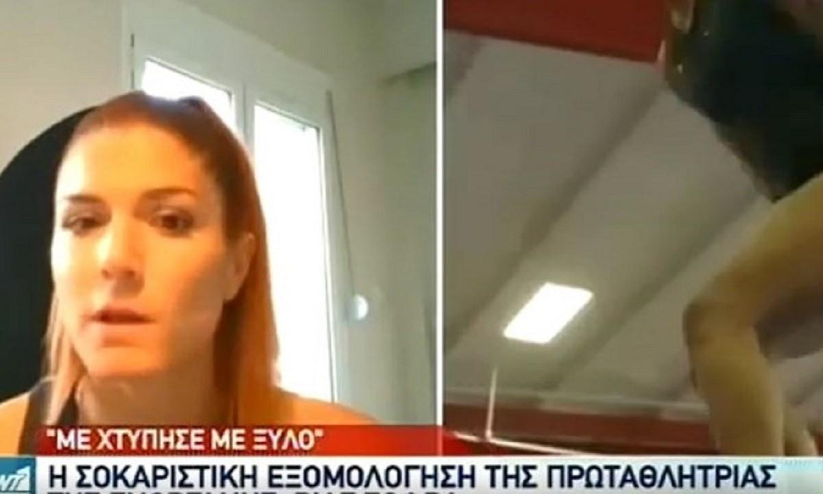 Ενόργανη γυμναστική – Ρία Σοφρά: «Είχα σπασμένο πόδι μου και ο προπονητής μου μου είπε: Σκάσε και κάνε»!