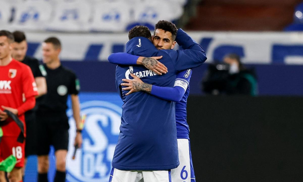 Σάλκε – Άουγκσμπουργκ 1-0: Δεύτερη νίκη η ομάδα του Γραμμόζη