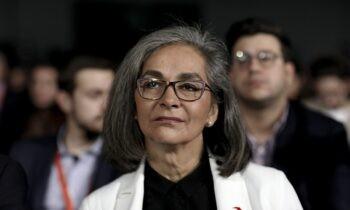 η Σοφία Σακοράφα πρόεδρος του ΣΕΓΑΣ κάλεσε ΔΣ