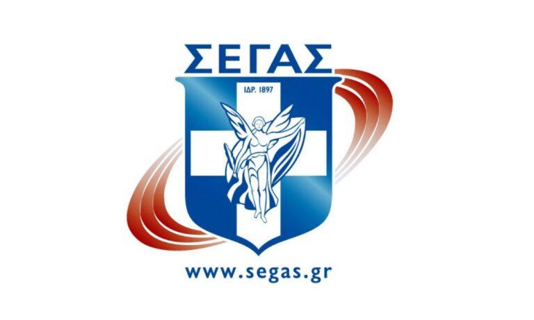 Αυτό ειναι το νέο προεδρείο του Διοικητικού Συμβουλίου του ΣΕΓΑΣ με πρόεδρο την Σοφία Σακοράφα και αντιπρόεδρο τον Κώστα Κεντέρη