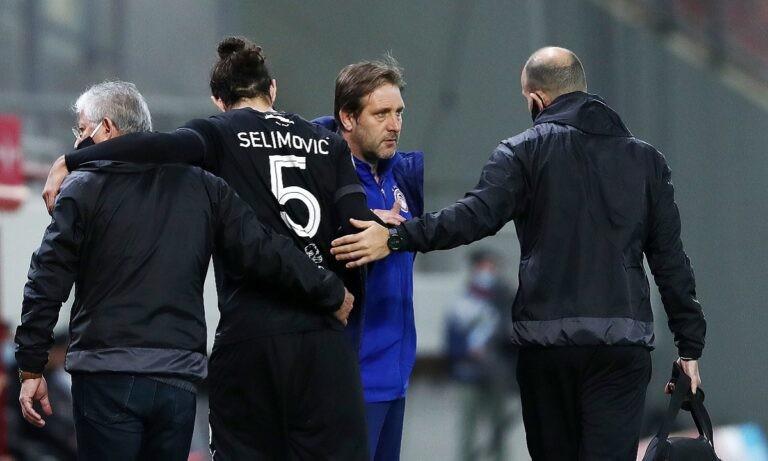 ΟΦΗ: Πρόβλημα και ο Βαχίντ Σελίμοβιτς