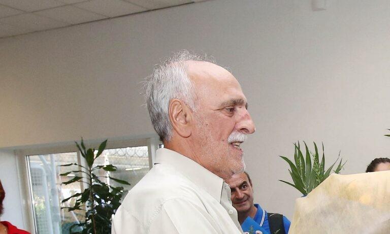 ΕΟΕ: Συλλυπητήρια ανακοίνωση για την απώλεια του εμβληματικού Βασίλη Σεβαστή εξέδωσε η Ελληνική Ολυμπιακή Επιτροπή.