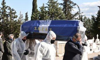 Βασίλης Σεβαστής: Το τελευταίο «αντίο» στον «αιώνιο» ηγέτη του ΣΕΓΑΣ και του ελληνικού στίβου είπαν άνθρωποι του πολιτικού και αθλητικού χώρου.