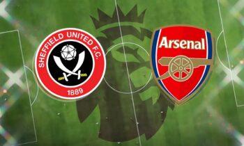 Σέφιλντ Γιουνάιτεντ-Άρσεναλ: Παρακολουθήστε LIVE από το Sportime την αναμέτρηση για την 31η αγωνιστική της Premier League.