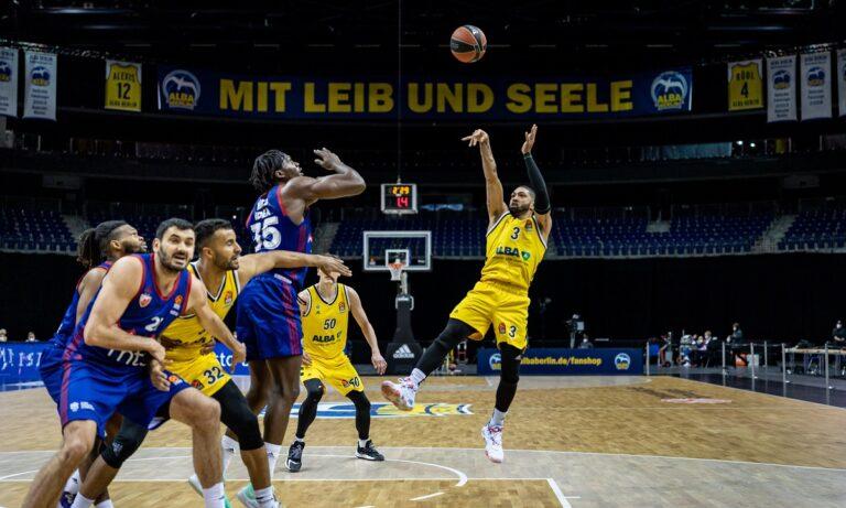 Άλμπα Βερολίνου- Ερ. Αστέρας 81-58: Νίκη για το φινάλε