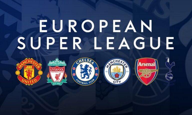 Καθώς η ποδοσφαιρική Ευρώπη σείεται από τις εξελίξεις γύρω από την European Super League, Μάντσεστερ Γιουνάιτεντ, Άρσεναλ και Τσέλσι