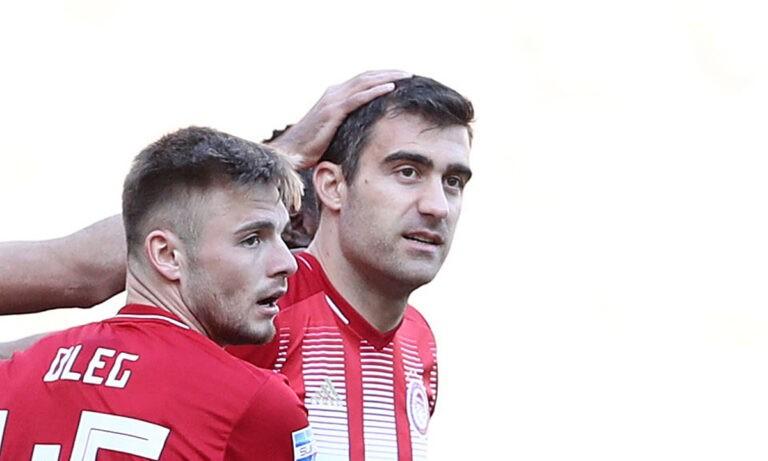 Ολυμπιακός – Αστέρας Τρίπολης: Έκανε… σεφτέ ο Σωκράτης και 1-0! (vid)