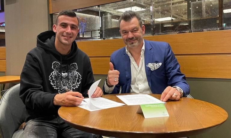 Ο Σβάρνας συμφώνησε και συνεργάζεται με τον μάνατζερ του Λιβάια! (pic)
