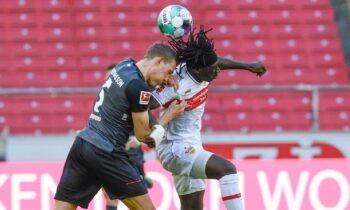 Ελπίζει για την έξοδό της στην Ευρώπη η Στουτγκάρδη, μετά τη νίκη της με 1-0 επί της Βέρντερ Βρέμης για την 27η αγωνιστική της Bundesliga.