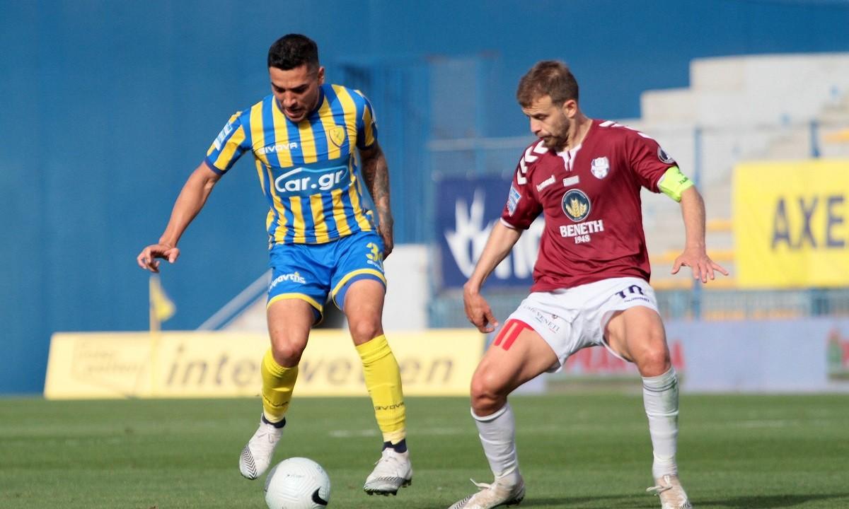 Βαθμολογία Super League 1 – Πλέι άουτ: Ο Παναιτωλικός προσπέρασε την ΑΕΛ και πλησίασε τον ΟΦΗ