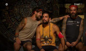 Survivor trailer 20/4: Ξέσπασε ο Τριαντάφυλλος - «Για να δυναμώσει η ομάδα πρέπει να φύγω» (vid)