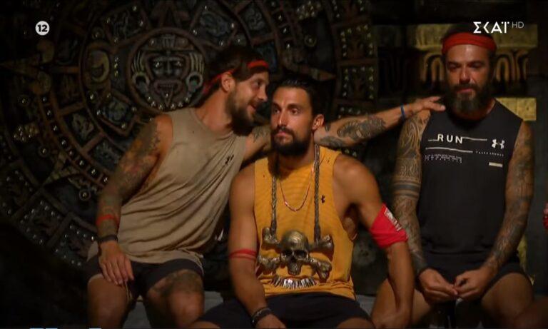 Survivor trailer 20/4: Ξέσπασε ο Τριαντάφυλλος – «Για να δυναμώσει η ομάδα πρέπει να φύγω» (vid)