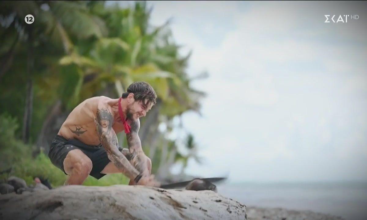 Survivor ατομική ασυλία 6/4: Spoiler! Αυτόν υποδεικνύει σαν υποψήφιο προς αποχώρηση ο Ηλίας Μπόγδανος!