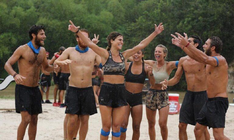 Survivor διαρροή spoiler 8/4: Στατιστικά! Σαρωτικοί Μαριαλένα και Νίκος Μπάρτζης (vids)