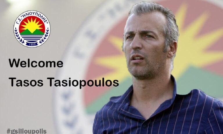 Ηλιούπολη: Ανέλαβε ο Τάσος Τασιόπουλος μετά το διαζύγιο με Δημητρίου, Τζουμερκιώτη
