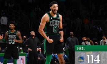 NBA Αποτελέσματα: «Τιτανομαχία» Κάρι – Τέιτουμ με νικητές τους Σέλτικς (vids)