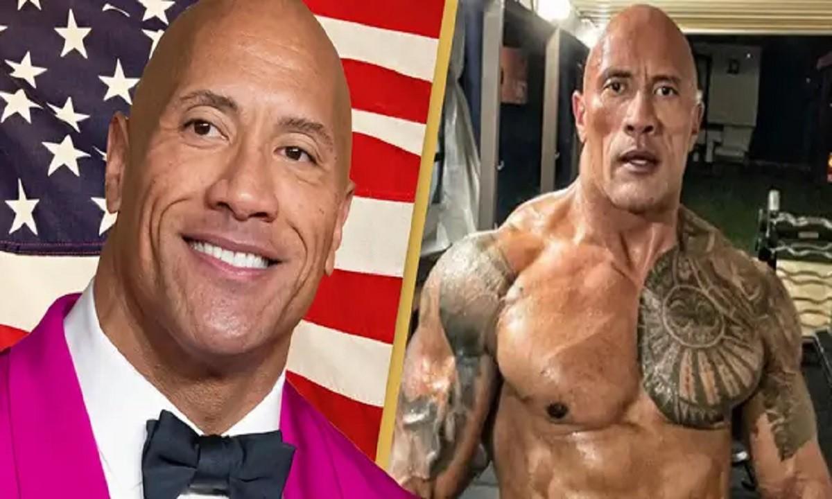 The Rock για πρόεδρος των ΗΠΑ: Η δημοτικότητά του στα ύψη!