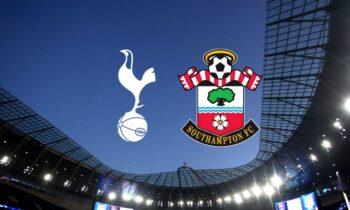 Τότεναμ-Σαουθάμπτον σε εξ αναβολής αναμέτρηση για την 29η αγωνιστική της Premier League - Παρακολουθήστε τη LIVE από το Sportime.