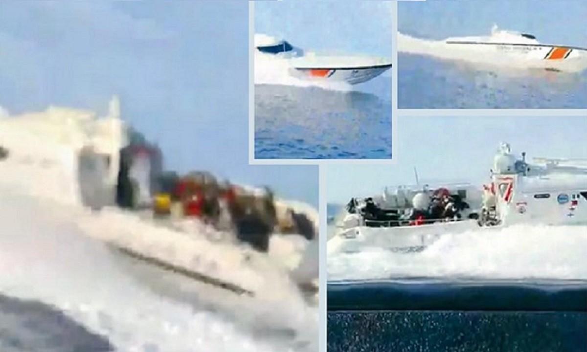 Ελληνοτουρκικά: Διακίνηση μεταναστών με σκάφος της τουρκικής ακτοφυλακής