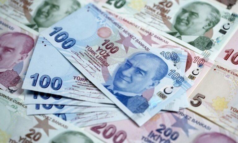 Τουρκία: Νέα πτώση της τουρκικής λίρας