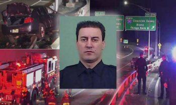 Νεκρός Έλληνες αστυνομικός στη Νέα Υόρκη - Θρήνος και οδύνη στην Ελληνοαμερικανική Κοινότητα της Νέας Υόρκης.
