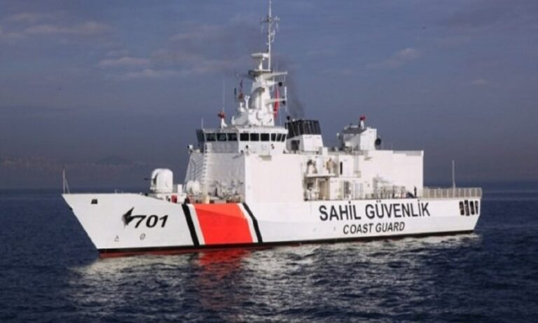 Eλληνοτουρκικά: Τουρκική ακταιωρός εμβόλισε 2 φορές σκάφος του ελληνικού λιμενικού