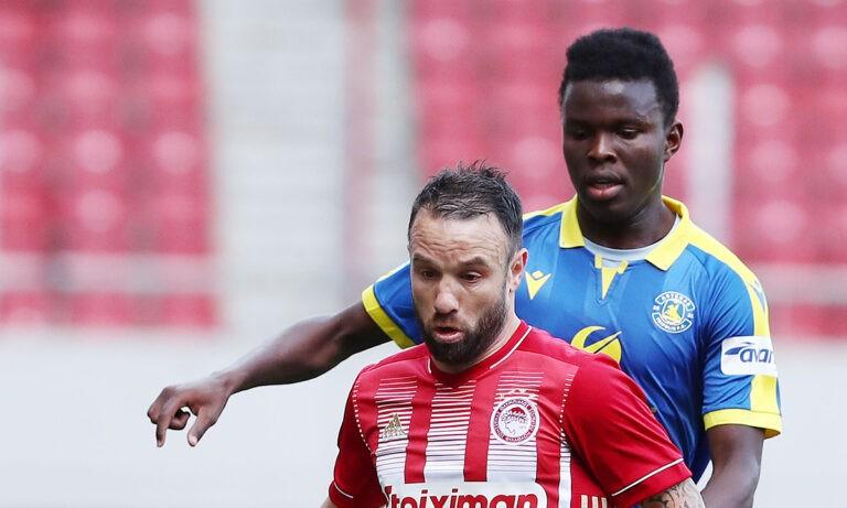 Ολυμπιακός – Αστέρας Τρίπολης 1-0 (ΤΕΛΙΚΟ)