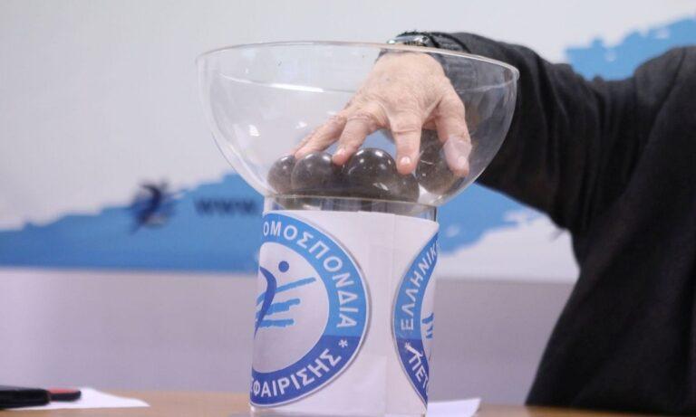 Κύπελλο Γυναικών: Τα ζευγάρια των «8» απευθείας στους «4» Άρης και Παναθηναϊκός (vid)