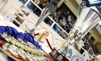 Έγινε γνωστό το πρόγραμμα και οι διαιτητές στους ημιτελικούς στο Κύπελλο Γυναικών στο βόλεϊ, όπως το ανακοίνωσε η ελληνική ομοσπονδία.
