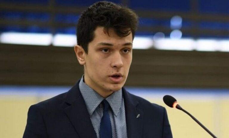 Κωνσταντίνος Μαρκόπουλος: Ο μαθητής που εξασφάλισε με 97% υποτροφία από το Yale!