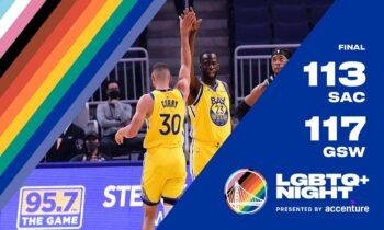 NBA Αποτελέσματα: Νίκη για τους Γουόριορς με… καυτό Κάρι (vid)