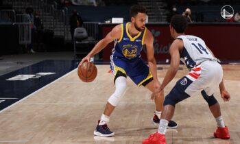 NBA Αποτελέσματα: Ήττες για Γουόριορς και Μπρουκλιν Νετς (vid)