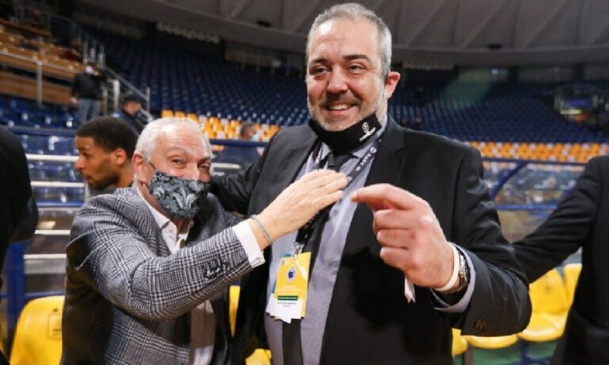 Χατζόπουλος: «Ο Λυκογιάννης ήρθε κι… έδεσε στον ΠΑΟΚ, οι φετινή στόχοι που είχαμε βάλει έχουν επιτευχθεί»