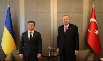 Πούτιν: Έξαλλος- Ο Ερντογάν επιβεβαίωσε την μη αναγνώριση της προσάρτησης της Κριμαίας μετά από συνάντηση του με τον Ουκρανό πρόεδρο.