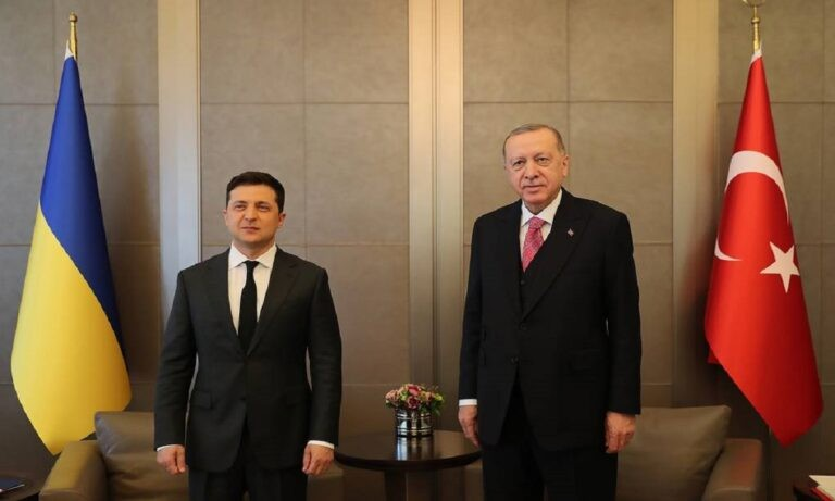 Πούτιν: Έξαλλος- Ο Ερντογάν επιβεβαίωσε την μη αναγνώριση της προσάρτησης της Κριμαίας