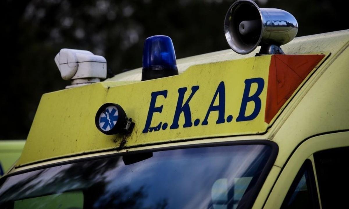 Κόρινθος: Σοβαρό τροχαίο με δύο τραυματίες (pic)