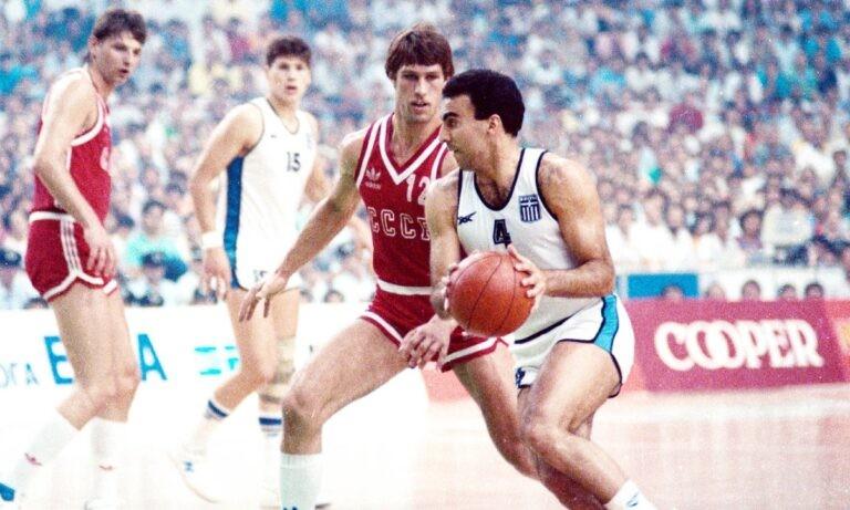 Οι ανοησίες και οι θεωρίες συνωμοσίας των μελών της Εθνικής ΕΣΣΔ στο Ευρωμπάσκετ του 1987 συνεχίστηκαν με τον Εσθονό Χέινο Έντεν αλλά και τον βετεράνο προπονητή, Βλάντας Γκαράστας να αφήνουν υπόνοιες για δωροδοκία.