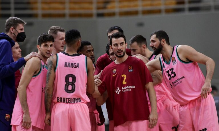 Μπαρτσελόνα BC | sportime.gr