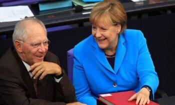 Μέρκελ και Σόιμπλε αποφάσιζαν για την Ελλάδα χωρίς να δίνουν λογαριασμό!
