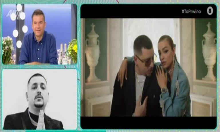 Eurovision: O Madclip αποθεώνει την Έλενα Τσαγκρινού!