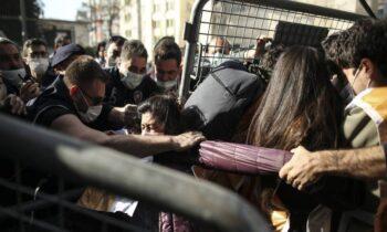Τουρκία: Ούτε την Πρωτομαγιά δεν τους άφησε να γιορτάσουν ο Ερντογάν
