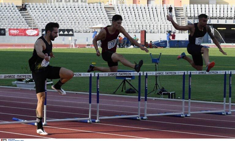 """Τα Πανελλήνια Πρωταθλήματα Α-Γ και Κ23 θα διεξαχθούν το Σάββατο 5 και την Κυριακή 6 Ιουνίου 2021, στην Πάτρα στο «Παμπελοποννησιακό Στάδιο"""""""