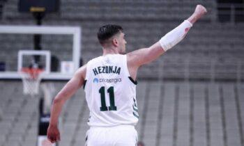 Χεζόνια: «Ο Παναθηναϊκός έφερε πίσω το πάθος μου για το μπάσκετ» (vid)