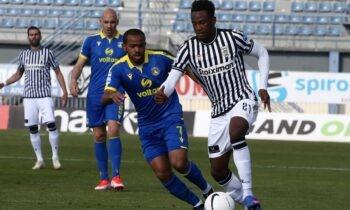 ΠΑΟΚ - Αστέρας Τρίπολης: Ο Αστέρας είναι η μοναδική ομάδα της περιφέρειας, που έχει νικήσει τον ΠΑΟΚ τα τέσσερα και πλέον τελευταία χρόνια.