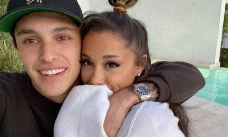 Ariana Grande - Dalton Gomez: Η Ariana Grande παντρεύτηκε μυστικά τον κτηματομεσίτη Dalton Gomez στην Καλιφόρνια