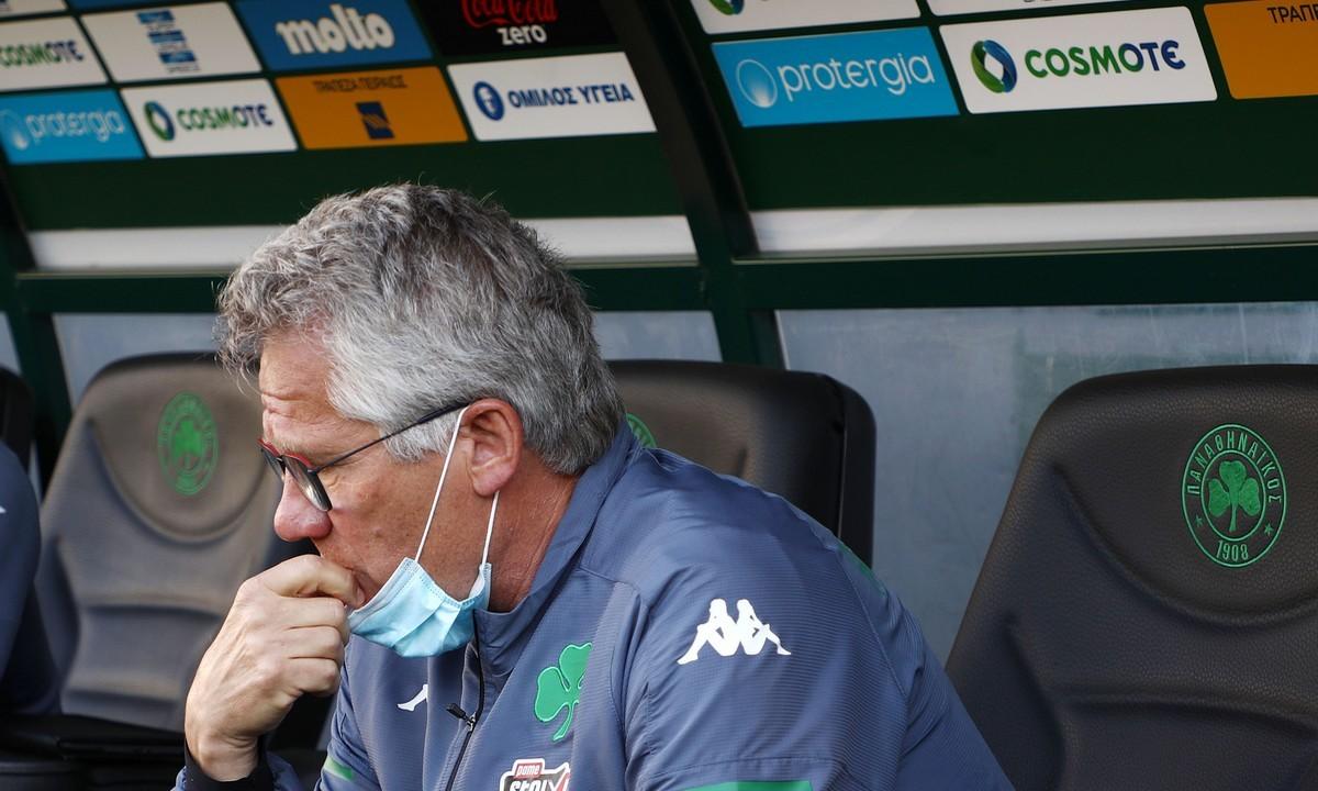 Παναθηναϊκός: Δεν απέφυγε ακόμα ένα στραπάτσο, εν προκειμένω από την ΑΕΚ στο γήπεδο της Λεωφόρου, με αποτέλεσμα να χάσει την 4η θέση.