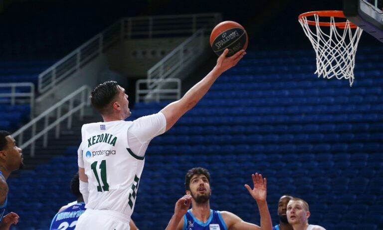 Basket League: Με Ιωνικό ο Παναθηναϊκός – Ντέρμπι στο Περιστέρι