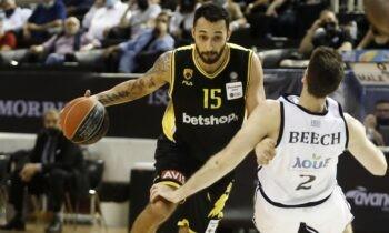 Στην Basket League η ΑΕΚ θα υποδεχθεί τον ΠΑΟΚ σήμερα στο ΟΑΚΑ (17:00), στο τελευταίο παιχνίδι της σειράς.
